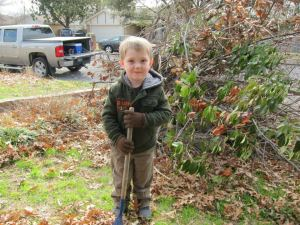 leaf raking outreach 4